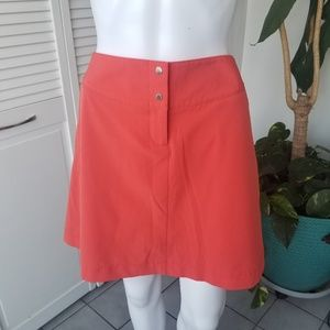 Cutter and Buck Annika tennis/golf skort. Size 4.